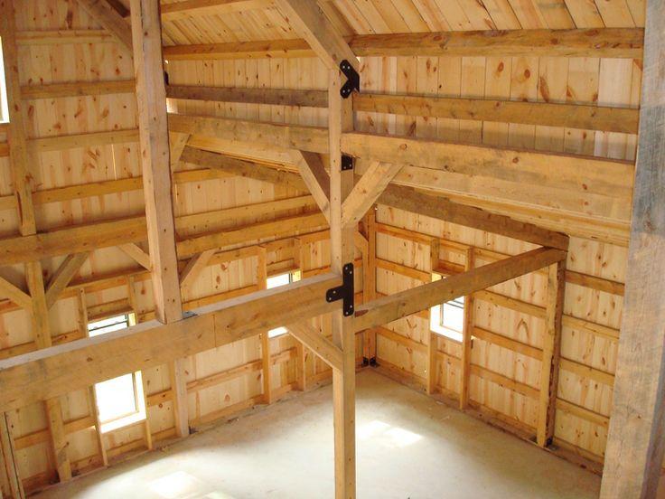 Pin By Mark Shultz On Timber Frame Barn Kits Barn