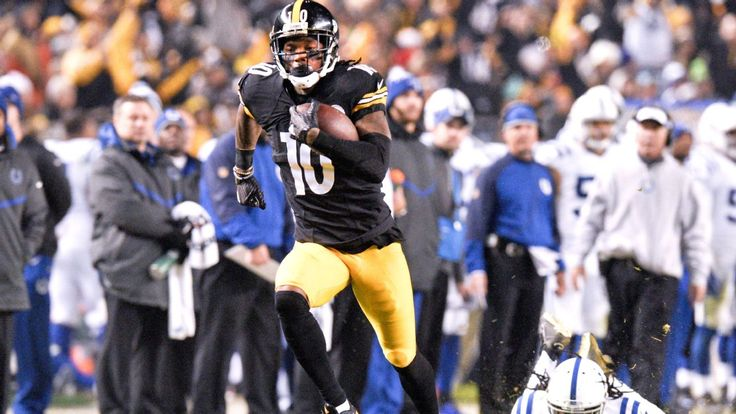 Pittsburgh Steelers GM: We never considered cutting Martavis Bryant