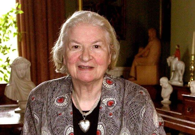"Phyllis Dorothy James, better known to readers as P.D. James, died ""peacefully at her home in Oxford"" this morning, according to her agent. She was 94. 