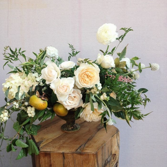 20 Fabulous Footed Vase Arrangements | Tinge | Click through to see more