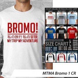 T-Shirt #MTMA #Bromo 1 CR