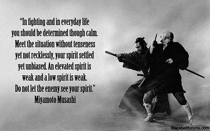 Asian wisdom.