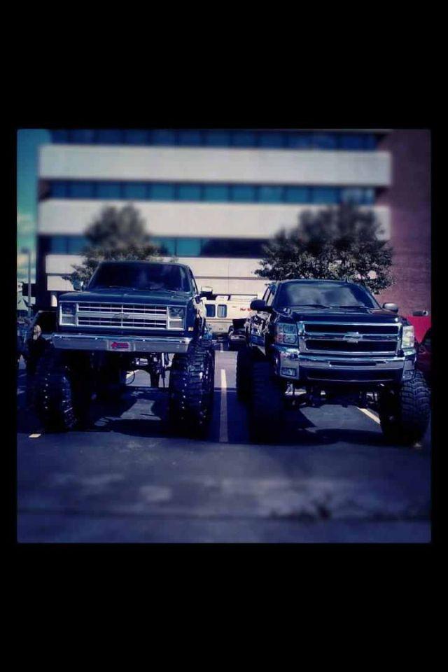 truck yeah.