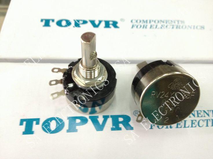 [BELLA]TOPVR RV24YN B502 25F 5K potentiometer handle 25MMF--10PCS/LOT