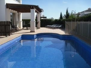 Here's our current villa of the week!    The luxury Villa Anna sleeps six people, so is perfect for a family visit! And with great access to beaches, golf courses and restaurants, as well as the private pool, there's something for everyone!    Have a look here: http://www.connectrentals.com/property/680/costa-calida-murcia/luxury-villa-anna-with-pool-to-rent-in-murcia.html