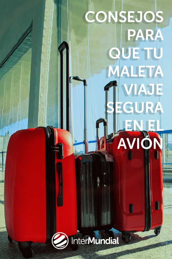 Consejos para que tu maleta viaje sefura en avión¿Viaja seguro nuestro equipaje en el avión?flydiscount.fr