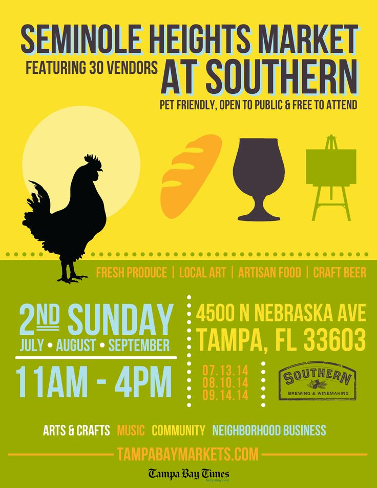 Seminole Heights Market Southern Brewing