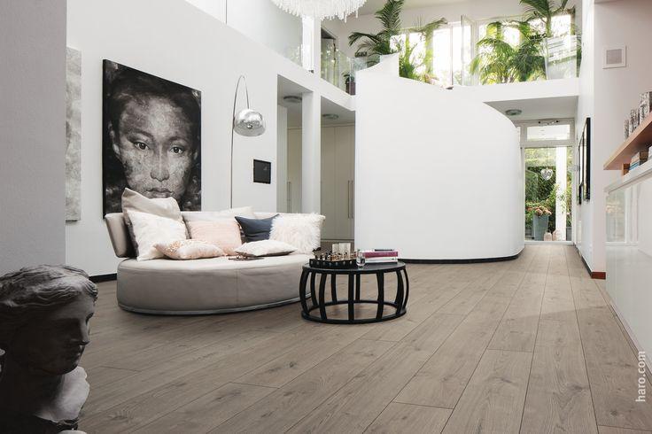 Avvenente, resistente, moderno e facile da mantenere – sono queste le caratteristiche del pavimento in laminato.