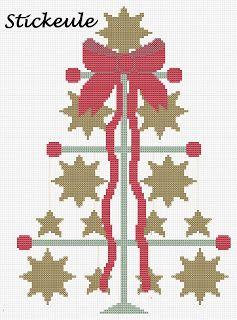 Freebies sticken weihnachten