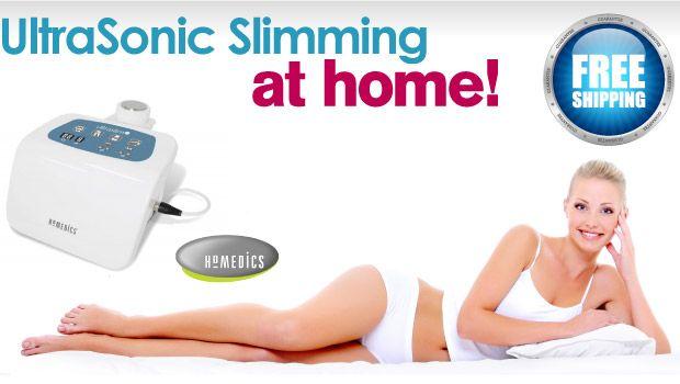 Zelf thuis afslanken met Ultrasone Pulsen alternatief liposuctie Ultra Slim Pro is vetcellen huid probleemzones dijen buikje gewichtstoename slank lijf chirurgie incisies mooi figuur Vetophopingen sinaasappelhuid
