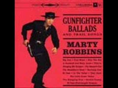 Marty Robbins - Big Iron - YouTube Back when country had a little more to the lyrics.