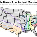 BY WALTER OPINDE The Great Migration was a historic migration of the African-Americans from the rural regions of the Southern U.S. to the urban areas of the Western, Midwestern, and Northwestern United States. It occurred during the period between the 1916 and 1970s. This migration marked a very sig...BY WALTER OPINDE The Great Migration was a historic migration of the African-Americans from the rural regions of the Southern U.S. to the urban areas of the Western, Midwestern, and…