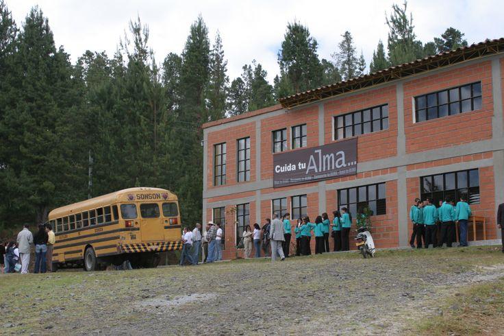 11-Inauguración Sede Sonsón. 2006