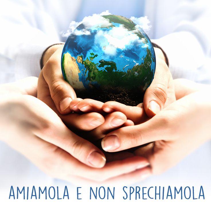 Oggi 5 giugno, come ogni anno dal 1972, è la Giornata Mondiale dell' #Ambiente. #WED2015   #ConsumoConsapevole e un futuro a #emissioni0 per salvare l'ambiente, la nostra preziosa fonte di vita! http://www.earthdayitalia.org/CELEBRAZIONI/Giornata-Mondiale-dell-Ambiente