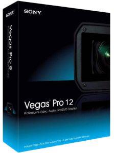 Sony Vegas Pro 12 Crack And keygen Free Download