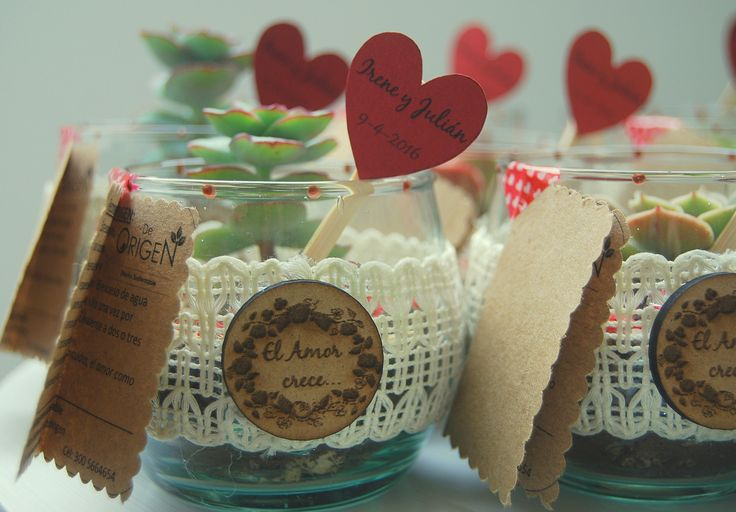 De Origen wedding souvenirs <3 #love #ecogifts #wedding