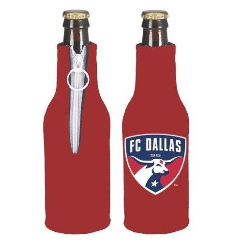 FC Dallas MLS Bottle Suit Cooler- 2 Pack