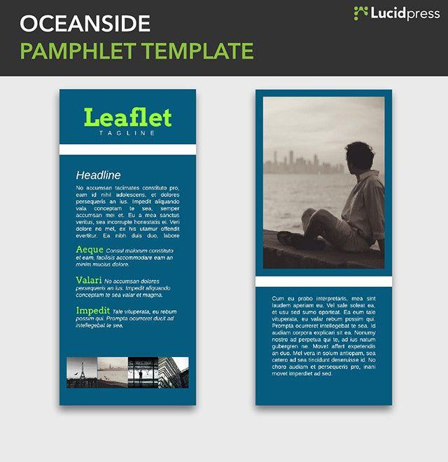 Best 25+ Creative brochure design ideas on Pinterest Brochure - pamphlet sample