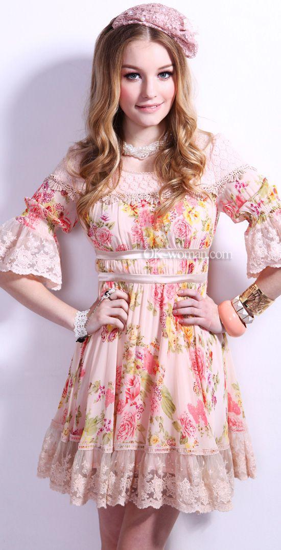 Summer dresses. Vintage Retro Clothing. Vintage and clothing.  Vintage clothing, Retro clothing. 2012 Spring Summer