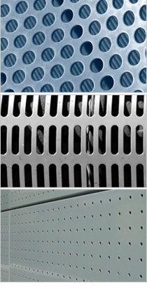 ICOMALLAS ® - Mallas metálicas en Colombia - Experiencia desde 1972 - Metal Expandido - Lámina Perforada