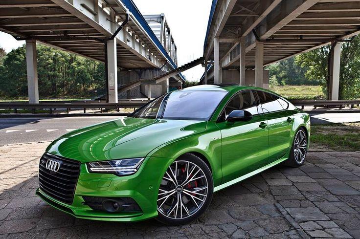 Auditography 2017 Audi A7 Competition 3.0 BiTDI quattro