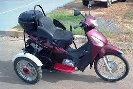 Resultado de imagem para triciclos para deficientes eletrico usados
