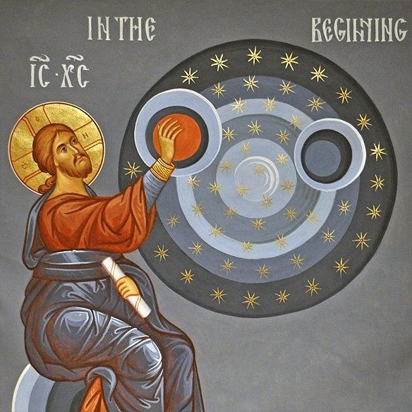 In the Beginning icon