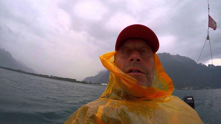9  Le Tour du Léman | Sailing around Lake Geneva | Day 9