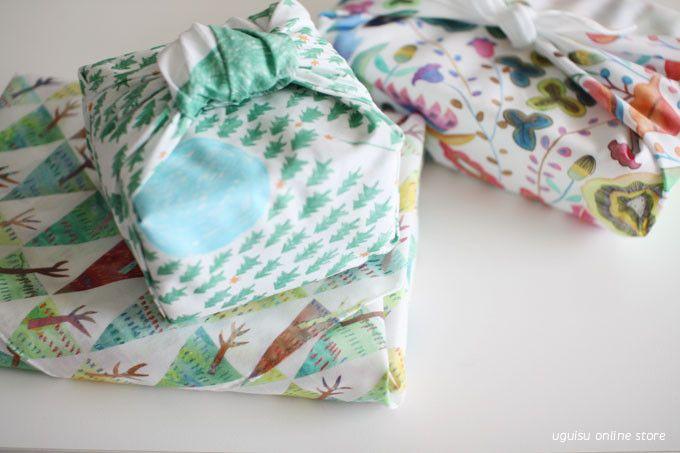 HARVEST handkerchief/furoshiki {hanataba} | UGUiSU Online Store