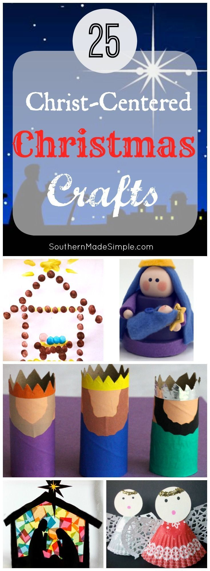 Worksheet. Best 25 Kids christmas crafts ideas on Pinterest  Christmas