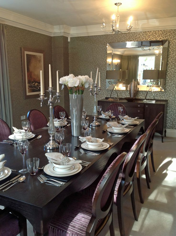 Danvers Dining Table & Danvers Base Unit - Designed by Andrew Henry Interiors