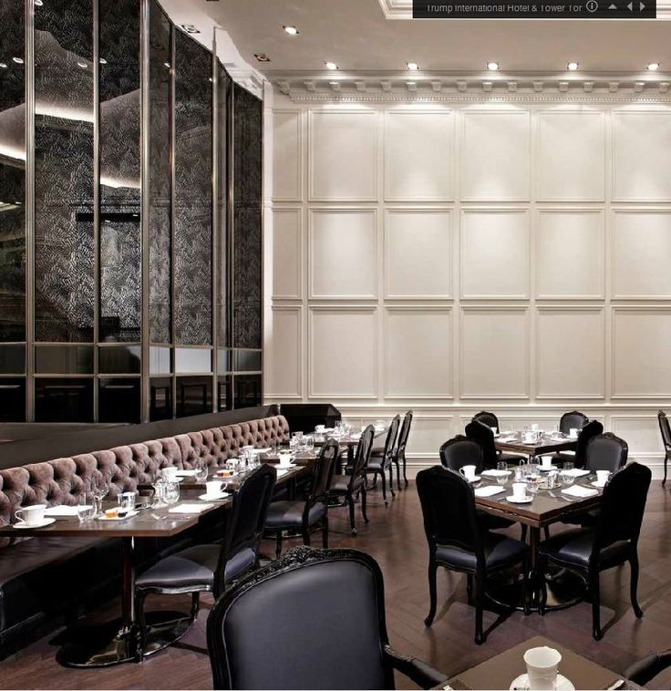 Banquette Restaurant: Pin By DWA On Brasserie In 2019