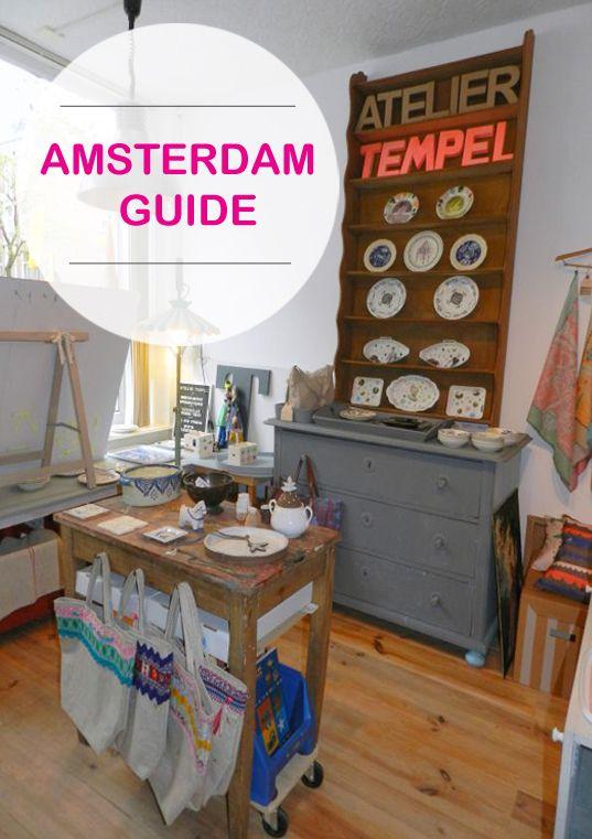 Best hidden gems of Amsterdam- De pijp #travel #netherlands #europe
