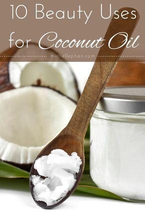 This is the truth. I use coconut oil for all of these things all the time! So cheap but so good to your skin, hair, and nails