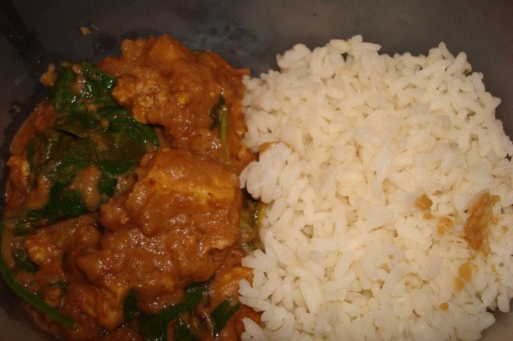 Slow cooker tofu in peanut sauce. I will have to make this tonight. It will distract the husband from the fact that I am running out the door to the fabric store...