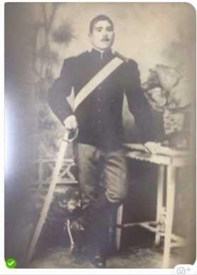 João Boavida Calado - Grande Guerra