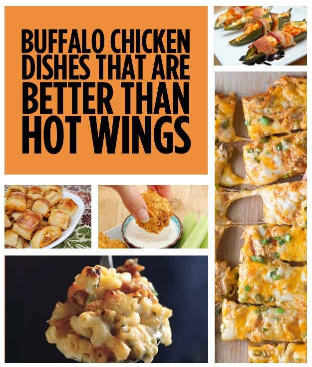 37 Super Bowl Snacks Better Than Hot Wings...I see nothing wrong with any of these - buffalo obsessed!!
