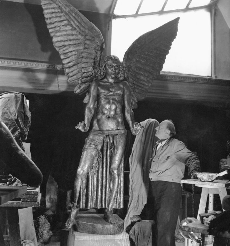 34 Best Images About Jacob Epstein On Pinterest