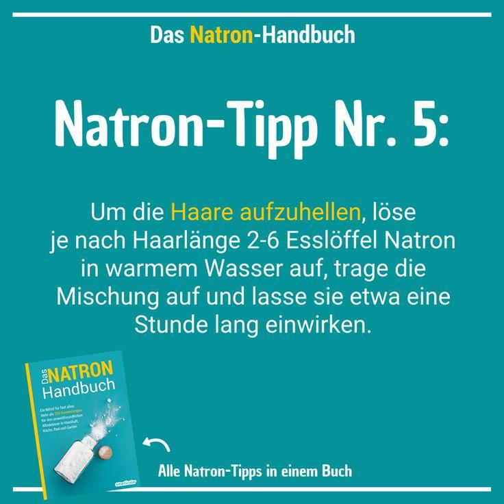 77 Natron Applications: Household, Beauty, Health & more