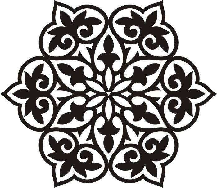цветы орнамент - Поиск в Google