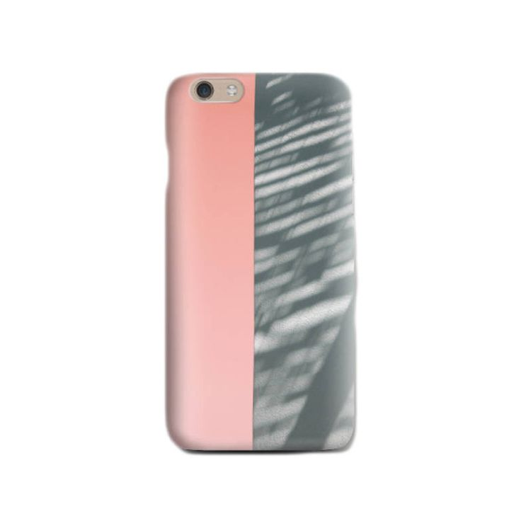 Pink iPhone 6 case Soft silicone case Abstract iPhone case Pink and Gray iPhone case Gift for her Teens Gift iPhone 5 case Birthday gift by LightBlueCases on Etsy