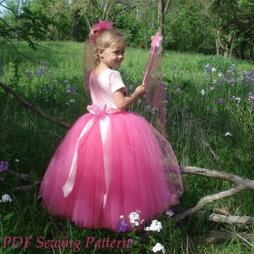 Fairytale Tutus - Sizes 12mths-6x