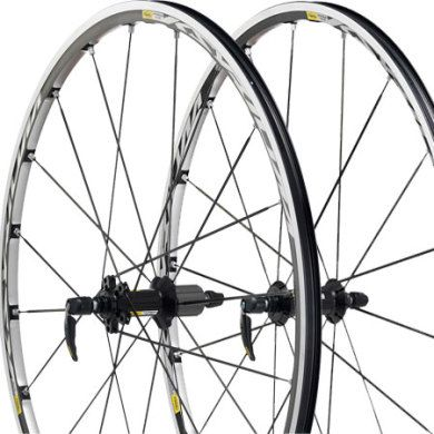 Mavic Ksyrium Elite Road Wheelset 2012
