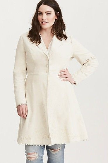 3b9d96f6c0b SOLD OUT Torrid Disney Beauty and the Beast Belle Lace Up Coat Size 00 10  GIFTS (eBay Link)
