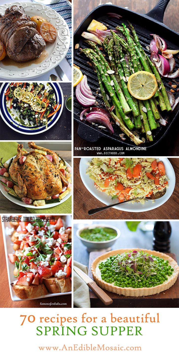 112 best menu ideas images on pinterest simple meals for Dinner party menus and recipes