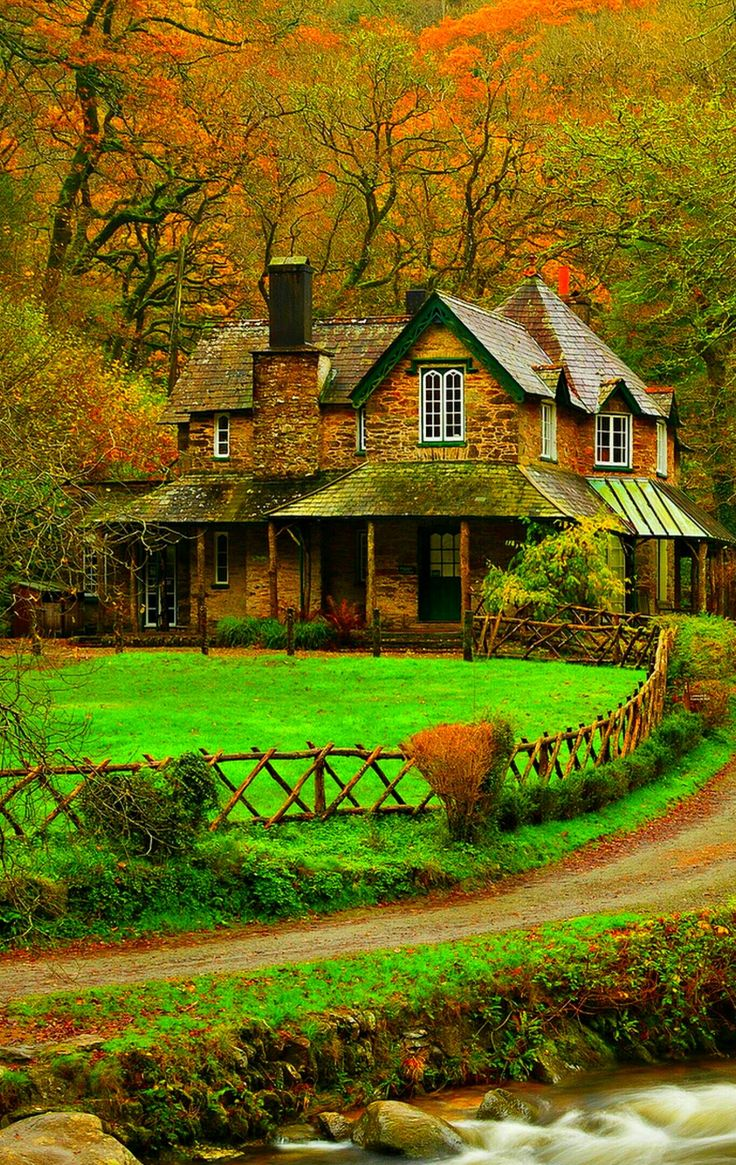 I want to live here.
