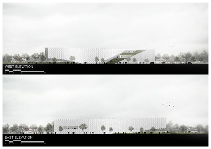 Education / Research project in Chicago, US designed by Stormtrooper - Obama Presidential Center