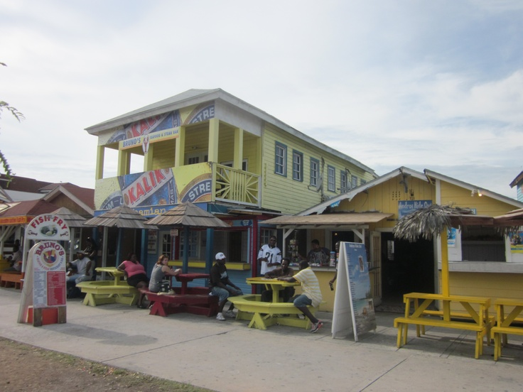 33 best images about travel bahamas on pinterest for Fish fry nassau