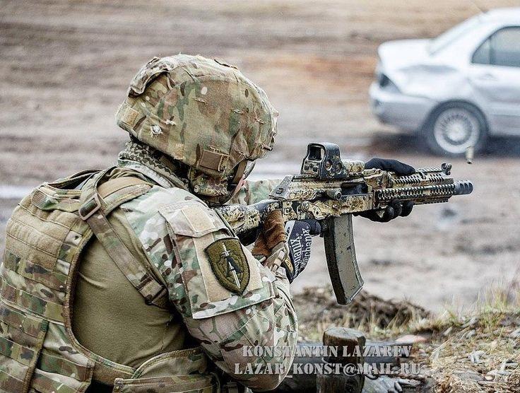 El Alpha Group, la fuerza antiterrorista premier de Rusia - Taringa!