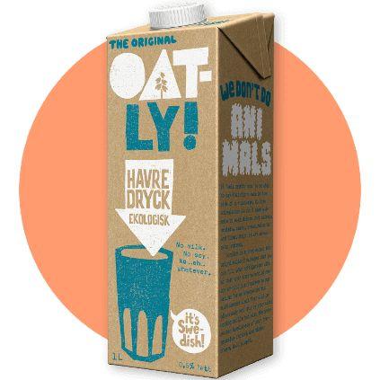 MLEKO OWSIANE NATURALNE BIO OATLY | 1 litr | 9,90 zł na www.pureveg.pl  Doskonały wegański napój owsiany przygotowany z wysokiej jakości nisko glutenowego owsa BIO uprawianego w Szwecji. #mlekoroslinne #mlekoowsiane #mlekooatly #mlekoroslinnebio #oatlybio #mlekoowsianenaturalne #mlekozowsa